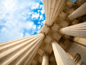 Columns at the U.S. Supreme Court