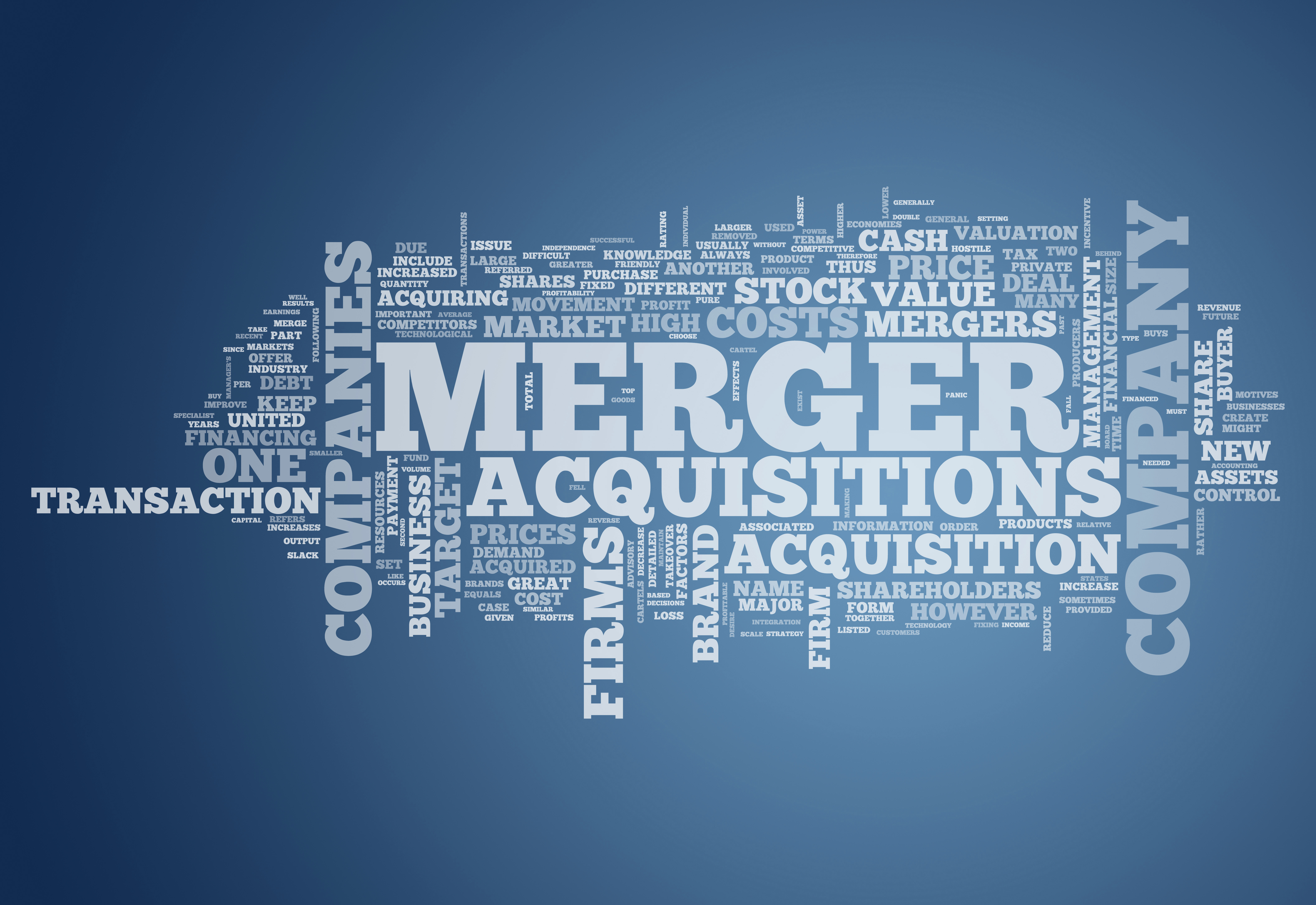 pros and cons of large corporate mergers and acquisitions